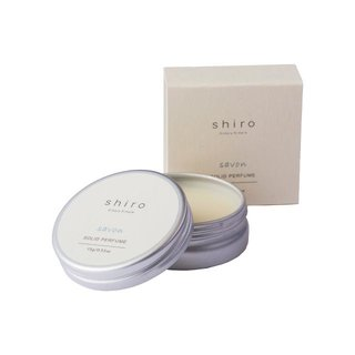 shiro サボン 練り香水 (457099)