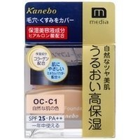 media(メディア) クリームファンデーション OC-C1(セール価格) (457384)