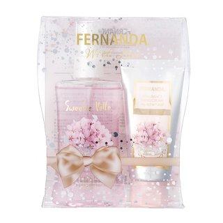 Body Mist & Hand Cream Special Gift (Sweetie Velle) / FERNANDA JAPAN (466271)