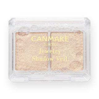 ジュエリーシャドウベール 02 ロマンティックゴールド キャンメイク(CANMAKE) (469256)