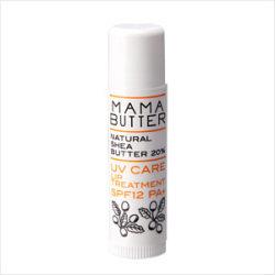 MAMA BUTTER(ママバター) UVケアリップトリートメント (478361)