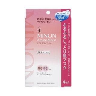 ミノン ぷるぷる しっとり肌マスク (479336)