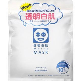 透明白肌 ホワイトマスクN (490346)