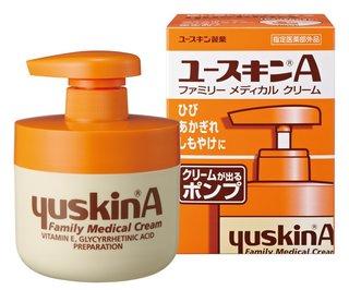 【指定医薬部外品】ユースキンA ポンプ260g (498109)