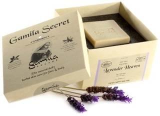Gamila secret ラベンダー 約115g (500102)