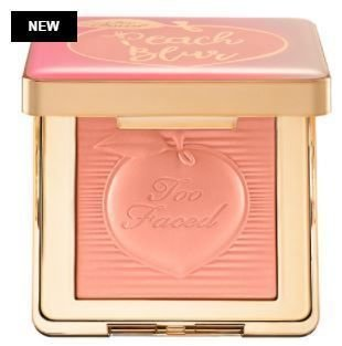 Too Faced☆Peach Blur Translucent Smoothing Finishing Powder (504761)