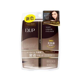 DUP  シルキーリキッドアイライナーWP ブラウンブラック (505695)