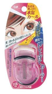 プッシュアップカーラー(ピンク) | 貝印(セール価格) (505949)