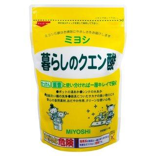 暮らしのクエン酸 330g | ミヨシ石鹸 (507571)