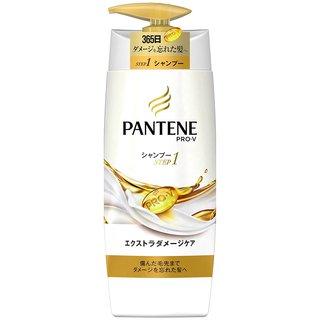 PANTENE エクストラダメージケア シャンプー ポンプ 450ml (516332)