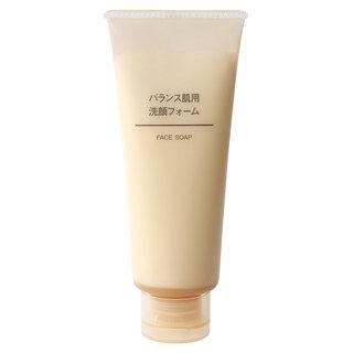 バランス肌用洗顔フォーム 100g | 無印良品ネットストア (516725)