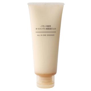 バランス肌用オールインワン美容液ジェル 100g   無印良品ネットストア (517639)