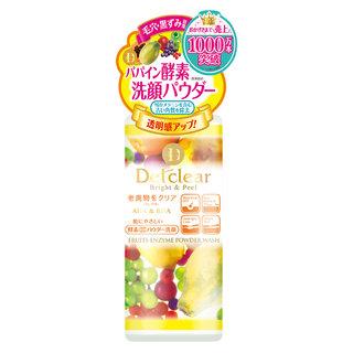 DETクリア ブライト&ピール フルーツ酵素パウダーウォッシュ (529986)