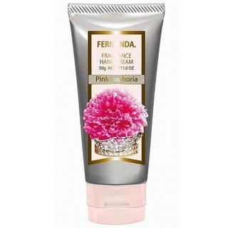 FERNANDA(フェルナンダ) Hand Cream Pink Euphoria(セール価格) (531326)