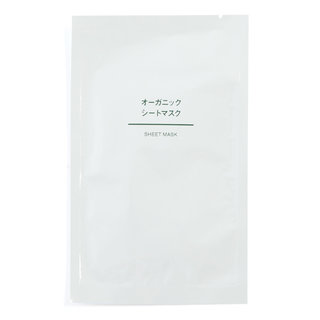 オーガニックシートマスク 5包入 (531959)