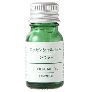 エッセンシャルオイル・ラベンダー (新)10ml | 無印良品 (533733)