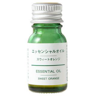 エッセンシャルオイル・スウィートオレンジ (新)10ml | 無印良品 (533747)