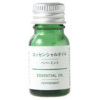 エッセンシャルオイル・ペパーミント (新)10ml | 無印良品 (533760)
