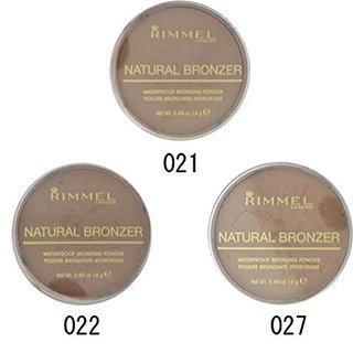 リンメル ナチュラルブロンザー (537385)