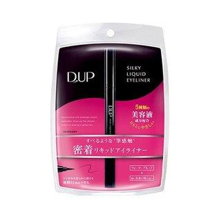 DUP シルキーリキッドアイライナーWP 漆黒ブラック (538938)