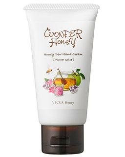 しっとりハンドクリームお花のジュレ | VECUA Honey(ベキュアハニー) (539942)