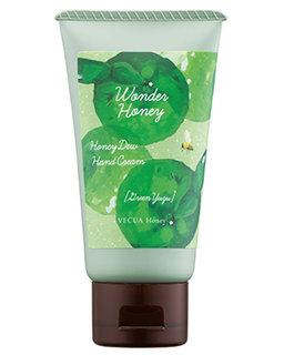 しっとりハンドクリームグリーン柚子 | VECUA Honey(ベキュアハニー) (540033)