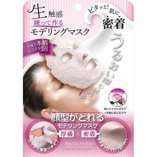 Amazon | ネリーネリー モデリングマスク ピンクローズ 23g | ネリーネリー | フェイスパック 通販 (546397)