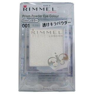 リンメル プリズム パウダーアイカラー 001 ダイアモンドホワイト リンメル(RIMMEL) (548286)