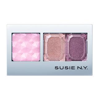 SUSIE.NY ディープシフォンアイズ(カシスブラウン) (549387)