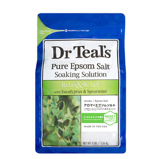 Dr Teal's  フレグランスエプソムソルト ユーカリ&スペアミント (550380)