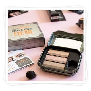 Benefit★デュオシャドウキット/They're real! BIG sexy eye kit (554184)