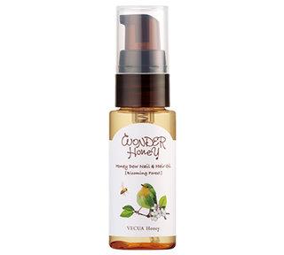 指先と髪先のための蜜オイル花風の森 20mL | VECUA Honey (558184)