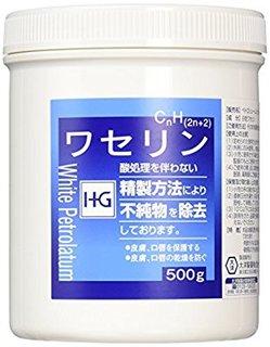 ワセリンHG 徳用500g (568048)