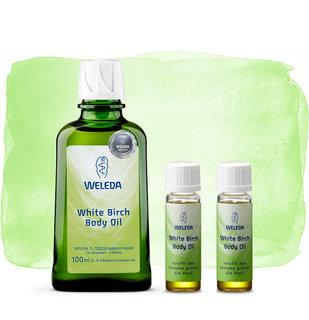 ホワイトバーチ オイルセット | WELEDA (569655)
