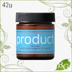 ザ・プロダクト product オーガニック ヘアワックス (569720)