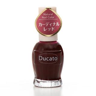 【限定】デュカート ナチュラルネイルカラー N82 カーディナルレッド (572302)