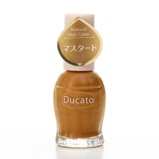 【限定】デュカート ナチュラルネイルカラー N80 マスタード (572304)
