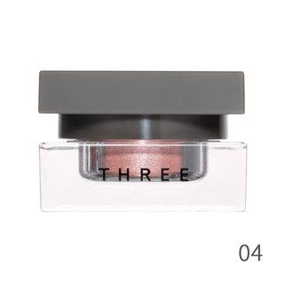 THREE シマリングカラーヴェール ステートメント 04 SHE'S GOT THE LOOK (573118)