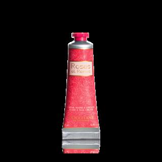 ロクシタン ローズ ベルベットハンド&ネイルクリーム(30ml) (576163)