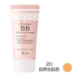 エテュセ BBミネラルクリーム 20(自然な肌色) 40g (578446)