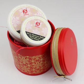 白銀の世界で華やぐChristmas缶コフレ(赤) (580877)