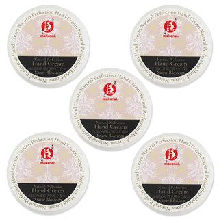 まかないこすめ   絶妙ハンド ミニ 5個セット (白銀の世界で華やぐ香り) (581377)