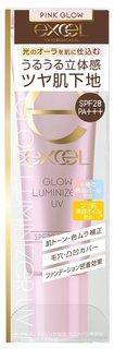 エクセル グロウルミナイザー UV GL01 ピンクグロウ (582792)
