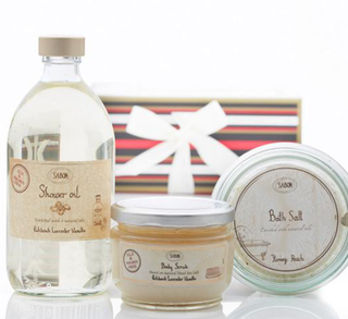 Bath Time Set SABON Japan Inc (585836)
