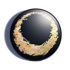 資生堂 メーキャップ ケース(クッションコンパクト用) スパークリングブラック 【紫舟リミテッドエディション】 (591045)
