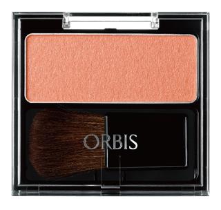 ナチュラルフィットチーク コーラル|ORBIS(オルビス) (591357)