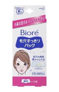 毛穴すっきりパック 鼻用|Biore(ビオレ) (592884)