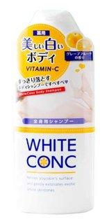 薬用ホワイトコンク ボディシャンプーCII 360ml   マーナーコスメチックス (594840)