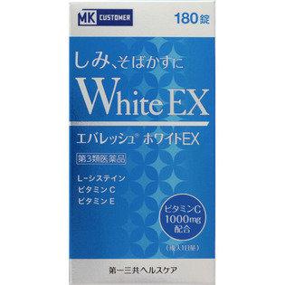 エバレッシュ ホワイトEX   第一三共ヘルスケア (594848)