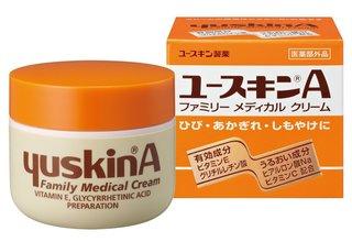 【指定医薬部外品】ユースキンA 120g (595072)